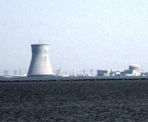 Salem Nuclear Power Plant in Salem, NJ.